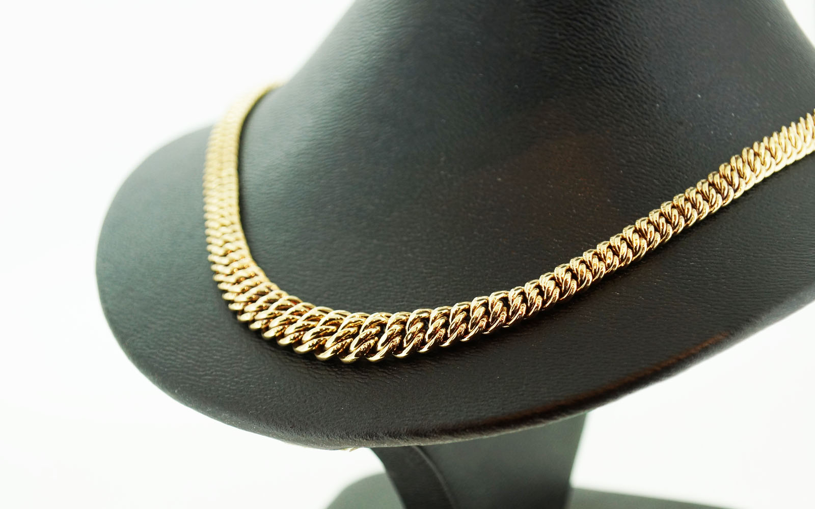 Collier Maille Américaine Or 18 Carats