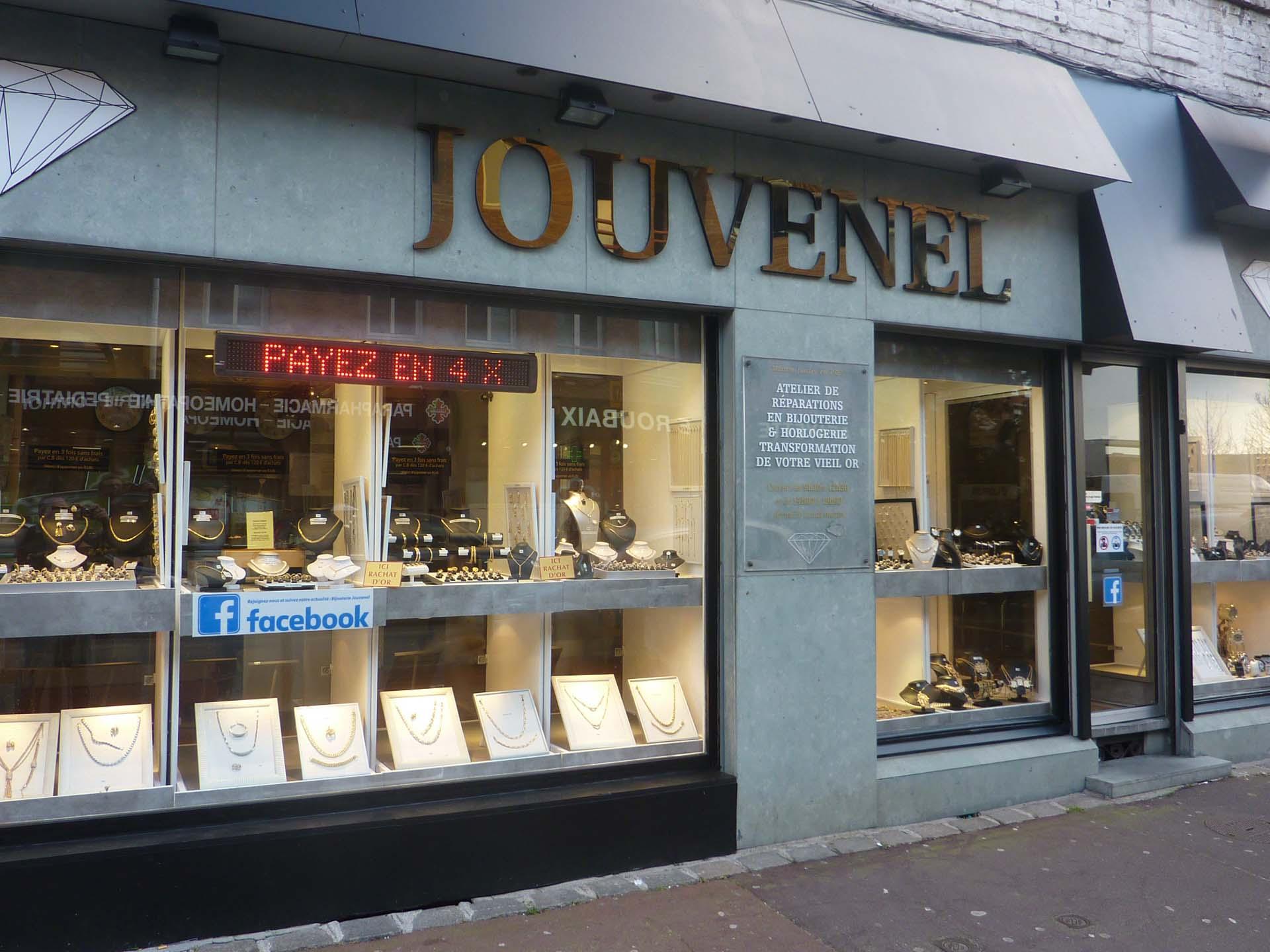 Création Bijoux Jouvenel Roubaix