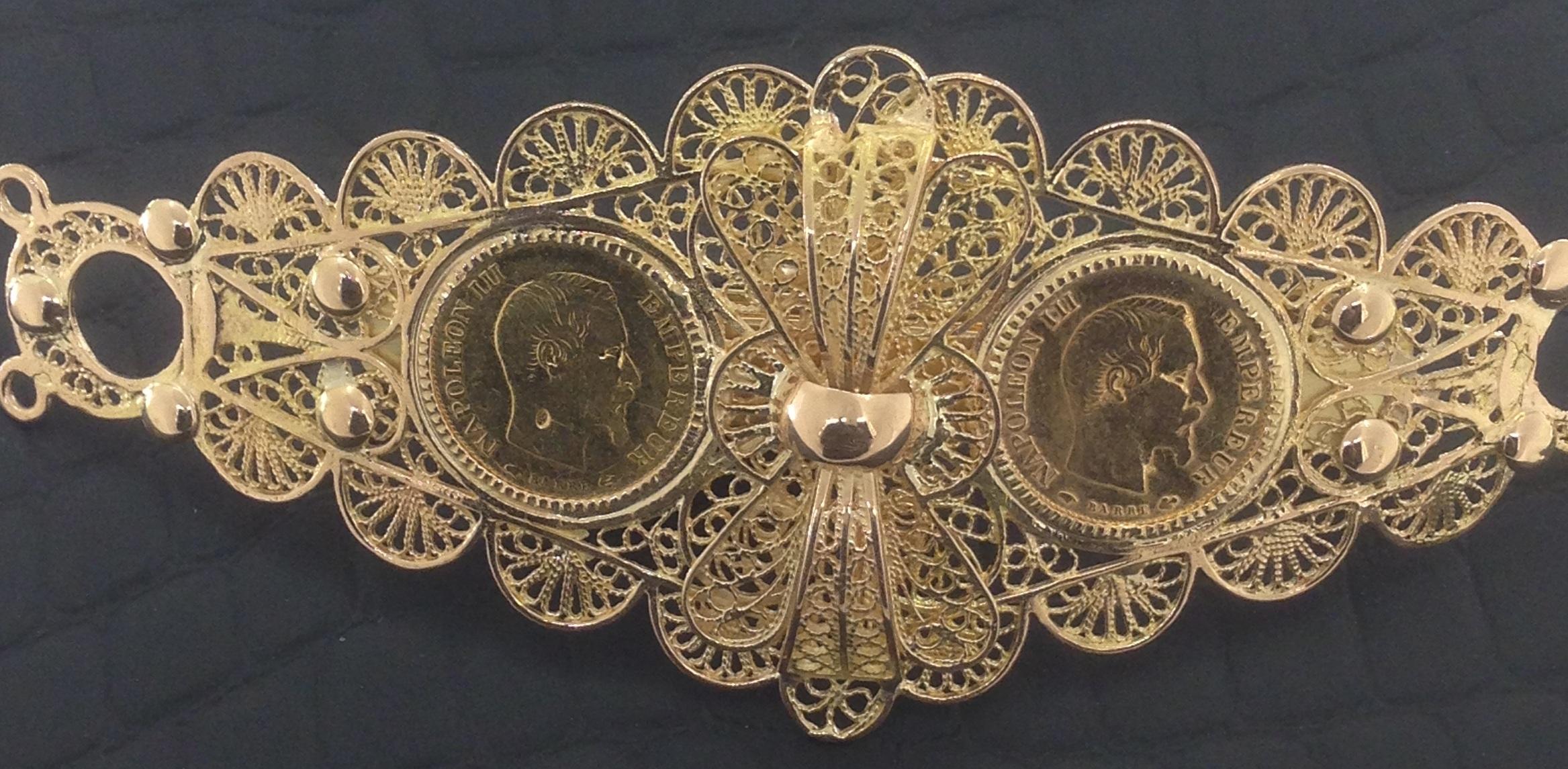 ceinture or 18 carats