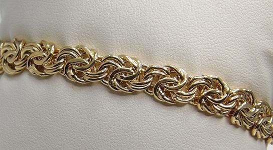 Bracelet Maille Royale