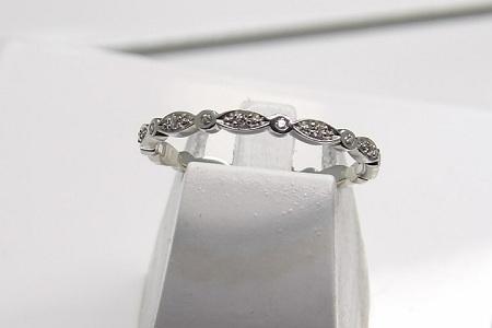 Alliance Or 18 Carats Diamants
