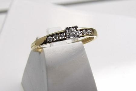 Bague Or 18 Carats Diamants