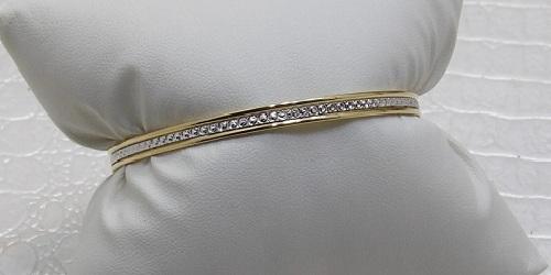 Bracelet Rigide 18 Carats